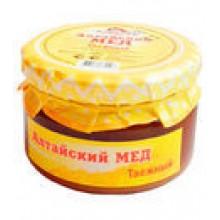 Алтайский мёд  таежный  250 г
