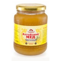 Мёд цветочный (Алтай) 900 гр