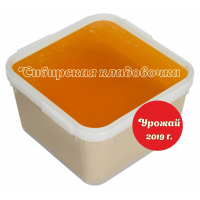 Мёд Эспарцет, донник, фацелия (Алтай) 1 кг