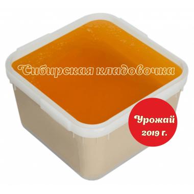 Алтайский мёд Эспарцет,донник,фацелия 100 гр  Урожай 2019 г.