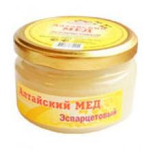 Мёд алтайский эспарцетовый 250 г