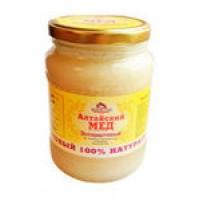 Мёд эспарцетовый (Алтай) 900 гр