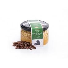 Мёд алтайский С кедровым орехом 250 гр