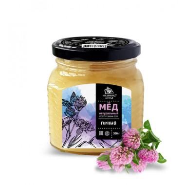 Алтайский мёд Горный 330 гр