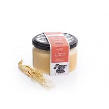 Мёд алтайский С корнем женьшеня 250 гр