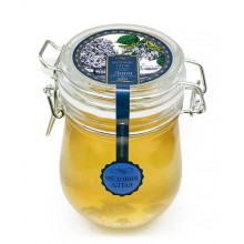 Алтайский мёд  Липовый 600 гр с бугельным замком