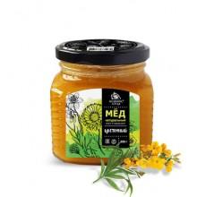 Мёд алтайский Цветочный 330 гр