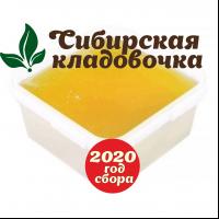 Мёд горный (Алтай) 2020 год 1 кг