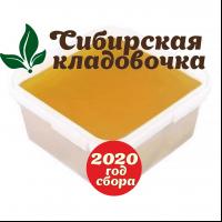 Мёд липовый (Приморье) 2020 год 1 кг