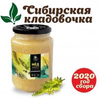 Мёд донниковый (Алтай) 900 гр 2020 год сбора