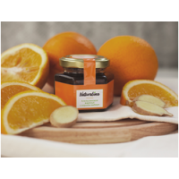 Варенье Апельсиновое с корнем имбиря 106 мл