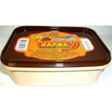 халва арахисовая ванильная 250 гр
