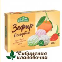 Зефир Ассорти 250 г