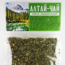 Алтай чай черный зеленый 50 гр Рылеев