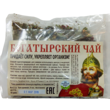 Богатырский чай 50 гр