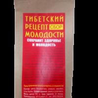 Фитосбор Тибетский рецепт молодости 100 гр