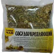 Сбор Сосудоукрепляющий 100 гр