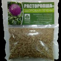 Семя расторопши молотое 100 гр