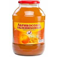 Нектар абрикосово-облепиховый 2л