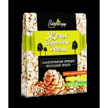 Кедрового ореха жмых, 100 гр