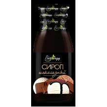 Сироп шоколадный бут 0 19л