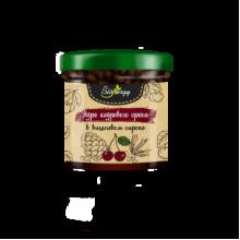 Ядро ореха кедрового в вишневом сиропе