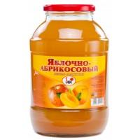 Нектар яблочно-абрикосовый 2л