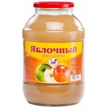 Нектар яблочный с мякотью 2л