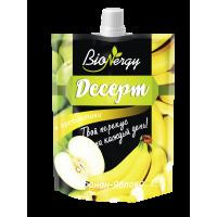 Десерт фруктовый яблоко банан 140 гр