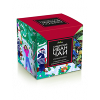 Иван-чай Иммунитет с клюквой, мятой и смородиной коробка 15 пирамидок (BioEnergy) 37,5 гр