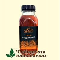 Сироп Кедровый (Сам бы ел) 360 г