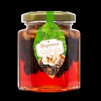 Варенье из сосновой шишки с кедровыми орешками 240 г (Сам бы ел)