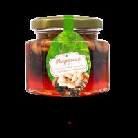 Варенье из сосновой шишки с кедровыми орешками 140 г (Сам бы ел)