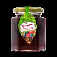 Варенье из сосновой шишки с лесными ягодами 240 г (Сам бы ел)