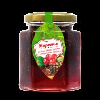 Варенье из сосновой шишки с сибирскими ягодами 240 г Сам бы ел)