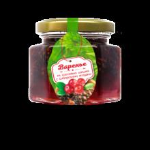 Варенье из сосновой шишки с сибирскими ягодами 150 г (Сам бы ел)