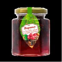 Варенье из сосновой шишки с ягодами брусники 240 г (Сам бы ел)