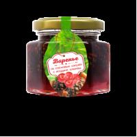 Варенье из сосновой шишки с ягодами клюквы 150 г (Сам бы ел)