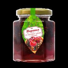 Варенье из сосновой шишки с ягодами вишни 240 г (Сам бы ел)