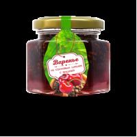 Варенье из сосновой шишки с ягодами вишни 150 г (Сам бы ел)