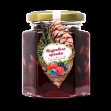 Кедровый орех с лесными ягодами 140 г (Сам бы ел)