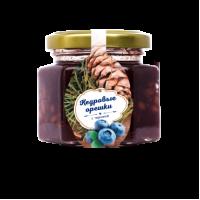 Кедровый орех с ягодами черники 140 г (Сам бы ел)