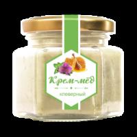 Крем-мёд клеверный 180 г (Сам бы ел)