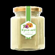 Крем-мёд клеверный 260 г (Сам бы ел)