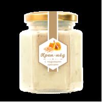 Крем-мёд с кедровым орехом 260 г  (Сам бы ел)