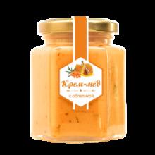 Крем-мёд с облепихой 260 г (Сам бы ел)