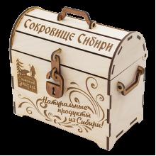 Сокровище Сибири, шкатулка