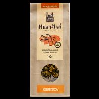 Иван чай с облепихой Сибирский Знахарь 150 гр крафт пакет