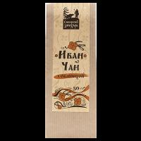 Иван чай с облепихой Сибирский Знахарь 50 гр крафт пакет