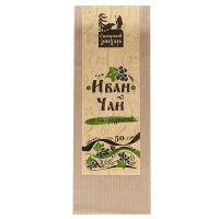 Иван чай со смородиной Сибирский Знахарь 50 гр крафт пакет